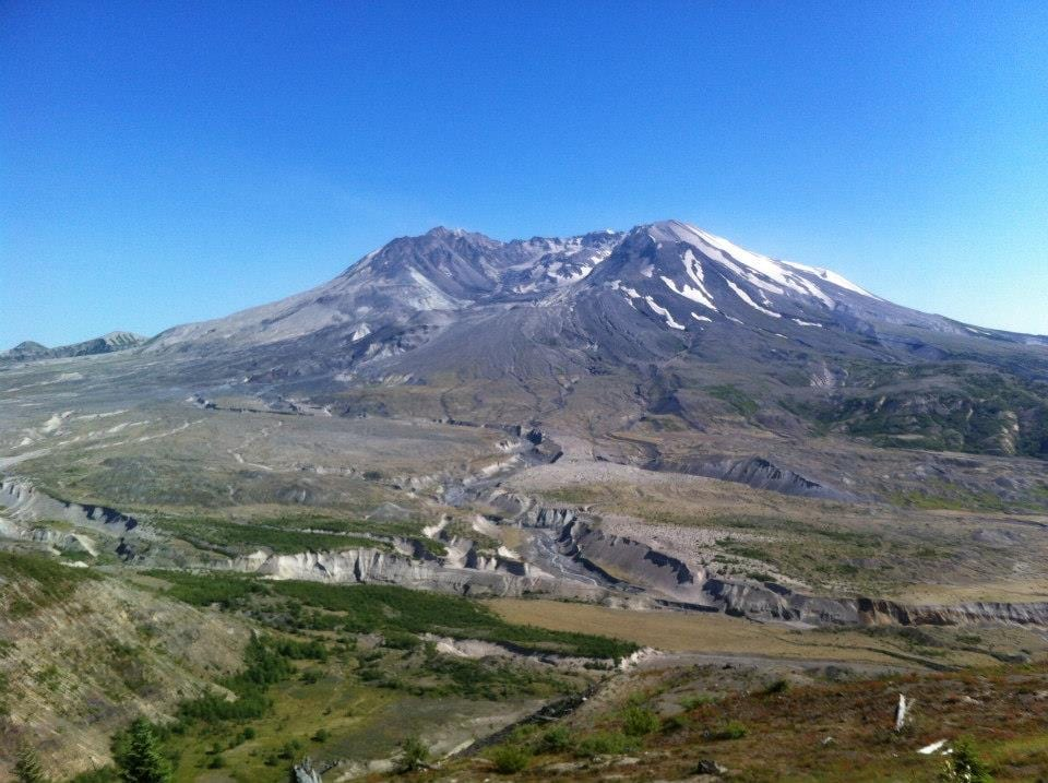 Mount Saint Helens National Volcanic Monument, Washington, USA