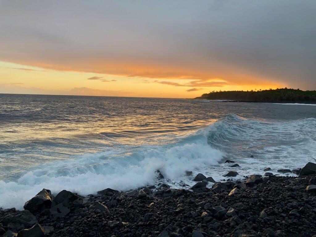 Issac Hale Beach, Hawai'i, USA