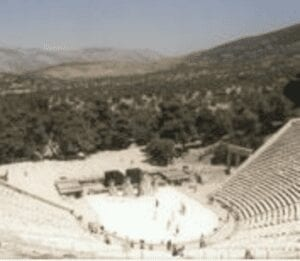 Theater of Epidavros