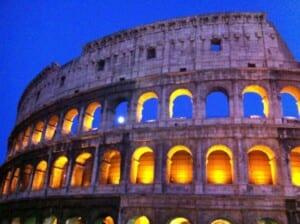Roman Colosseum unesco