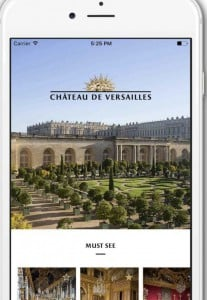 Official App of the Palace of Versailles