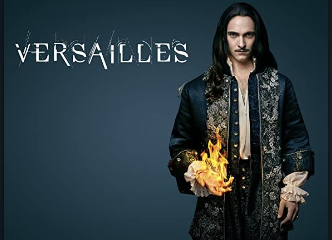Plan a trip with Versailles TV show