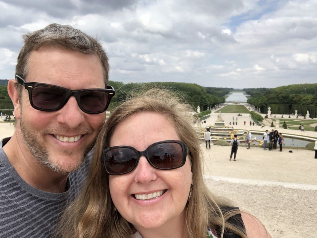 Our trip to Versailles