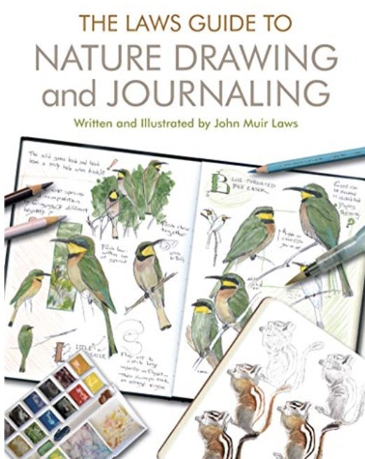 The Laws Guide to Nature Drawing and Jounaling