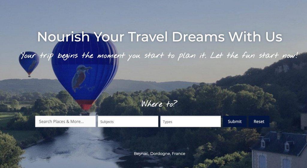 Tripscholars Homepage