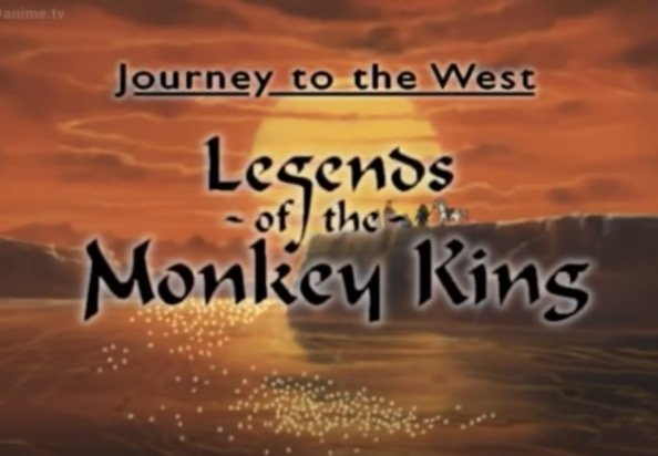 Legends of the Monkey King