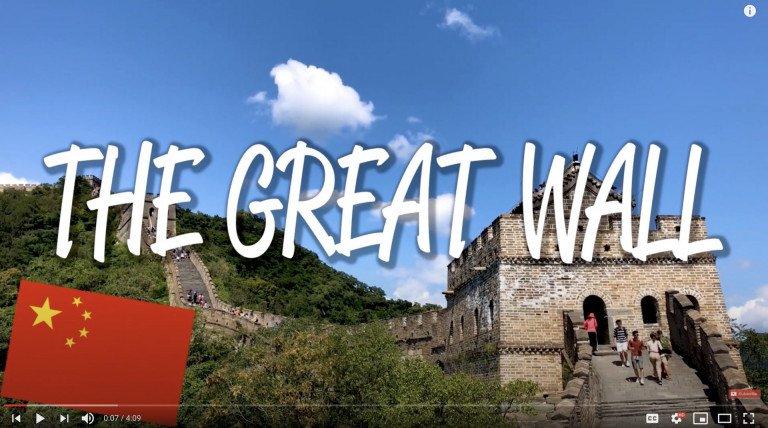 wolrd Heritage Journey- China