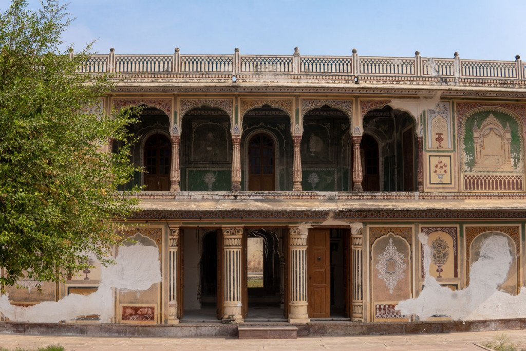 Historic Palace in Tonk India Photo by the Author