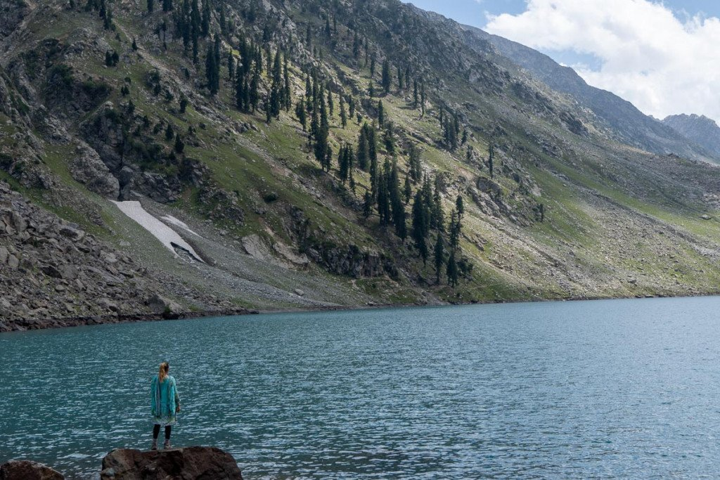 Lake in Swat Valley, Pakistan