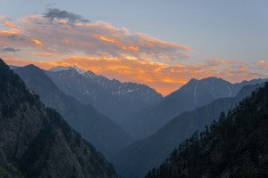 Parvati Valley, India. Photo by the Author