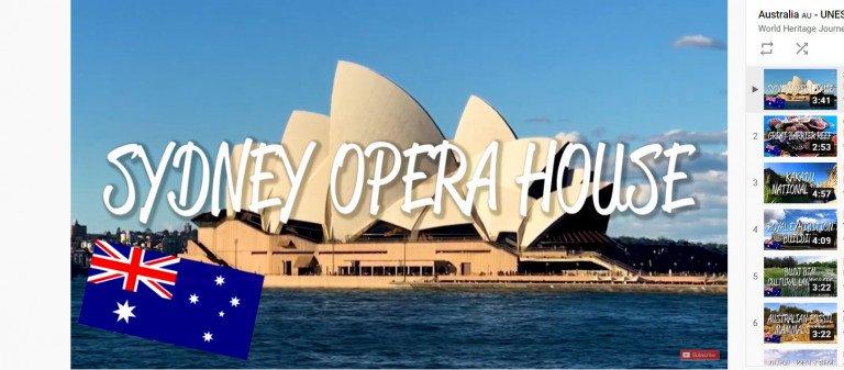 World Heritage Sites Australia