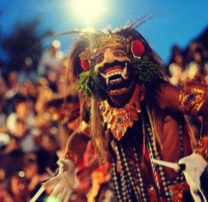 Kecak Dance of Bali