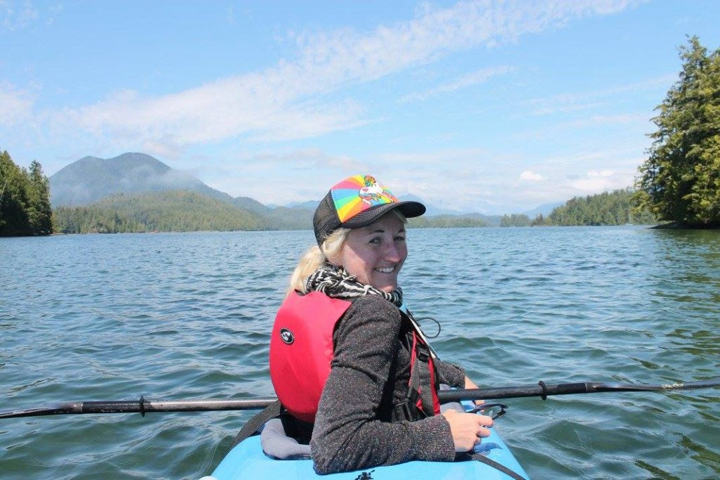 Tofinao Kayaking Photo by Sheryl Hickey