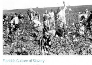 History of Slavery in FL