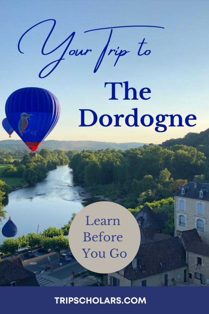 Dordogne Pin