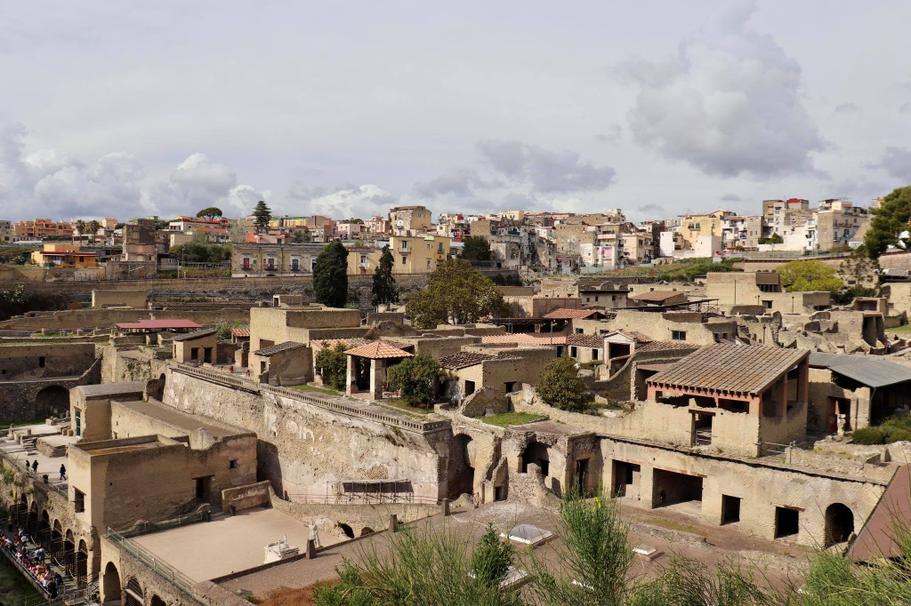 Herculaneum Archaeological Travel Site