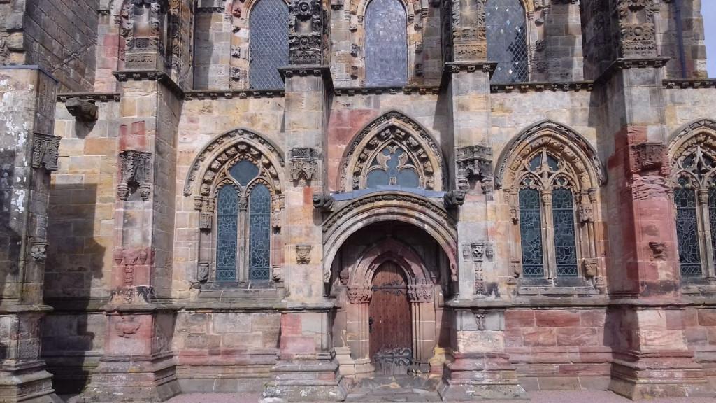 Rosslyn Chapel Edinburgh, Scotland