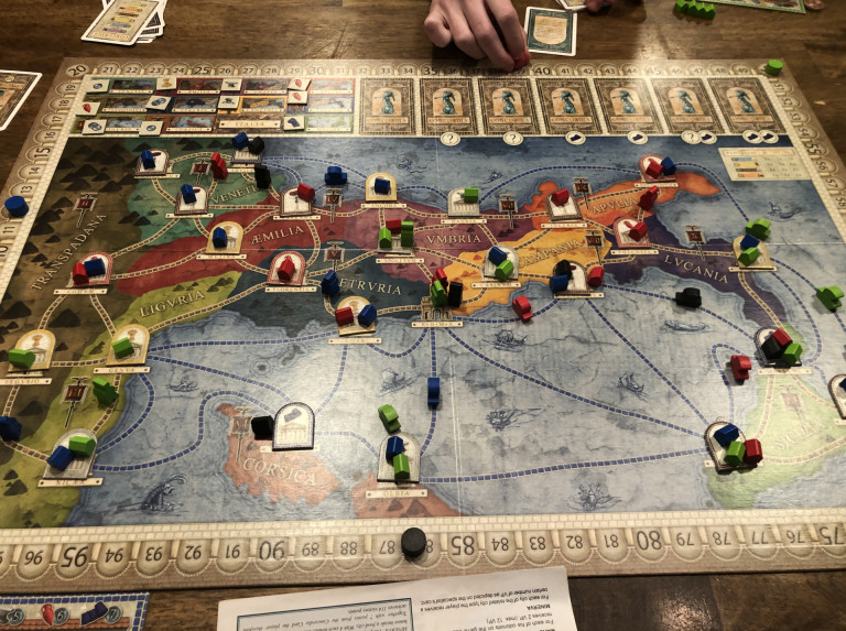 Concordia Best game for travel lovers