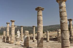 Archeological Travel Baelo Claudia archaeological travel site