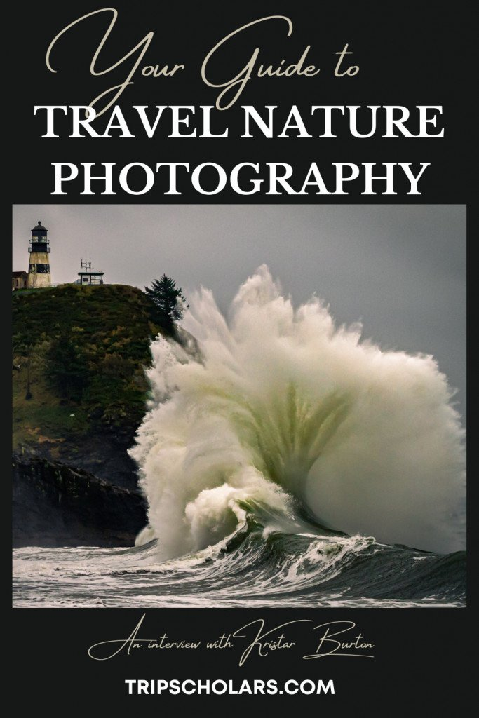 Travel nature photographer, Kristar Burton, shares his best tips and advice about how you can improve your own landscape photography. Burton captures the beauty of nature and immerses viewers into the scene. Discover his tips to learn about your destinations with the eye of a photographer. Learn how to plan when to arrive and how to compose your scenes. Get suggestions on everything from gear, to traveling with family and friends who aren't photographers themselves. Implement his ideas today!