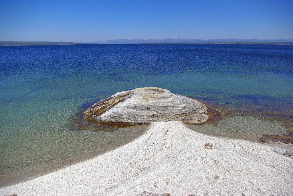 West Thumb Yellowstone Lake