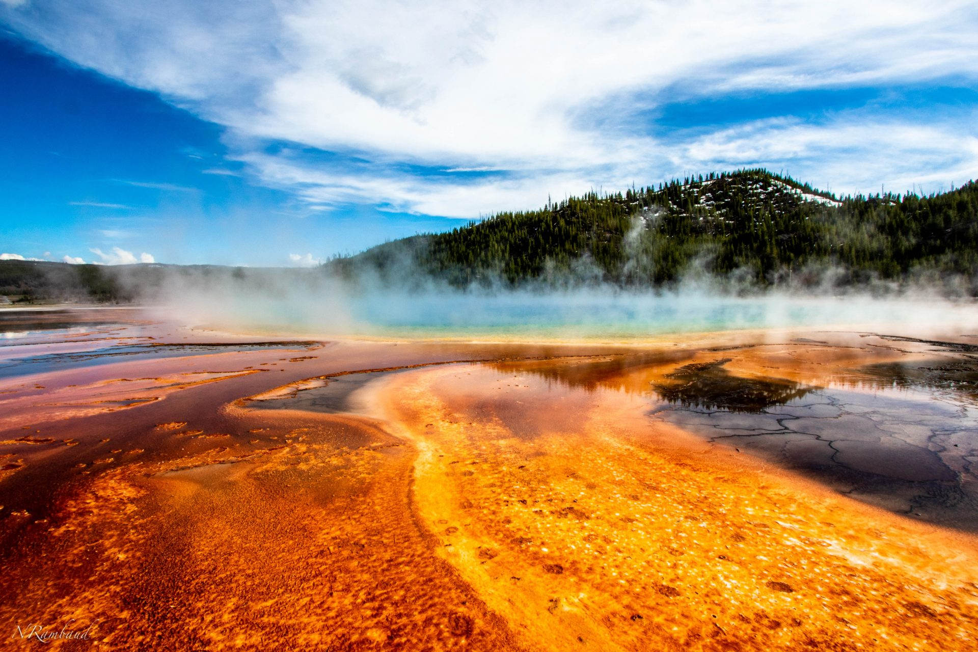 Yellowstone Family Vacation Planning