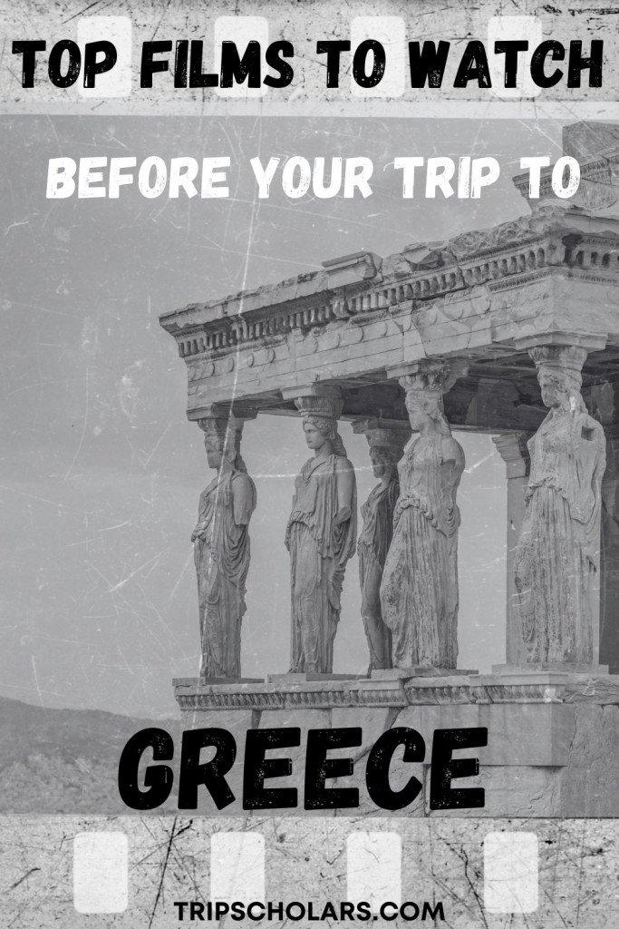 Movies in Greece Pin